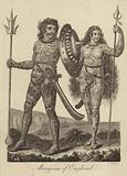 Aborigines of England