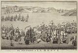 The Sea Fight at La Hogue