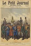 Cover of Le Petit Journal, 9 April 1892