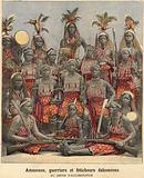 Amazons, warriors and witch doctors of Dahomey