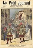 Cover of Le Petit Journal, 28 March 1891