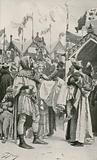 The Humours of Stourbridge Fair in the Olden Times