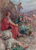 Brutus and his Companions after the Battle of Philippi