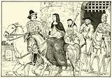 Some of the Canterbury Pilgrims