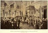 Opening of the Reichstag by Emperor William II