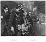 Scene from Macbeth