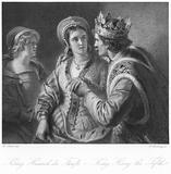 Scene from King Henry the Fifth