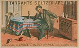 Tarrant's Seltzer Aperient, trade card