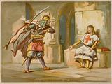 Let me knight or die!