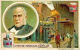 Henry Bessemer, inventor of the Bessemer process