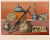 Enamelled Ware etc from India
