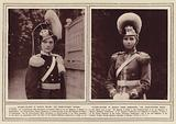 Colonel-in-Chief of Russian Uhlans, the Grand-Duchess Tatiana; Colonel-in-Chief of Russian Horse …