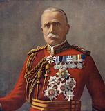 Field Marshall Sir John French, Commander in Chief of the British Expeditionary Force