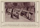City men trench-digging near the old General Post Office, members of the National Guard …