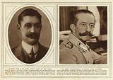 A shifty actor in the Cavell tragedy, Baron von der Lancken; The German Governor-General …
