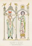 Saint Germain and Saint Vincent