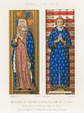 Margaret of Provence, and Louis, eldest son of Saint Louis