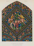 The martyrdom of Saint Eustace