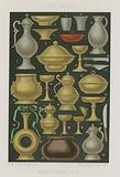 Various objects of the 16th century