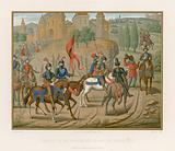 Renaud de Montauban and Girart de Roussillon