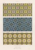 Decorative tiles of 15th-century France