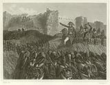 Last assault of Saint-Jean d'Acre