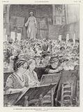 Feminism at the Ecole des Beaux Arts