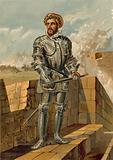 Antonio de Leiva, Spanish general during the Italian Wars