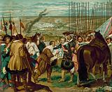 The surrender of Breda, Netherlands, 1625