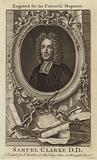Samuel Clarke D D
