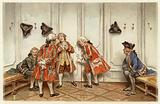 Illustration for The School for Scandal