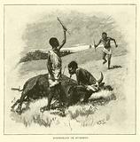Bosjesmans or Bushmen