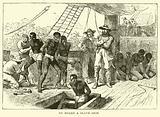 On board a slave ship