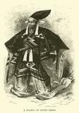 A Daimio in court dress