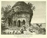 Old Pagoda at Aldeen on the Hooghly