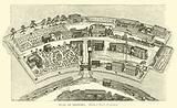 Plan of Deshima