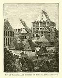 Royal palaces and houses of Nobles, Antananarivo