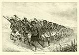 Maori War Dance