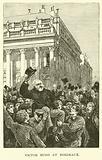 Victor Hugo at Bordeaux