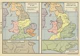1064-1070 AD; Britain; Neighborhood of York to illustrate the battle of Stamford Bridge