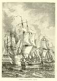 Battle of St Vincent