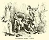 Death of the Regent