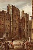 Tudor Gateway, Lincoln's Inn, Chancery Lane