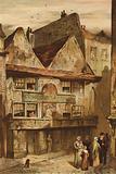 Nell Gwynne's House, Drury Lane, Strand