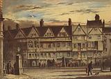 Old Houses, Holborn Bars