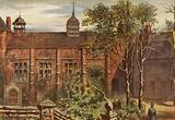 Staple Inn, First Court