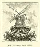 The Windmill, Sans Souci