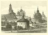 The Troitsa Monastery of St Sergius