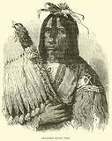 Blackfoot Indian Chief