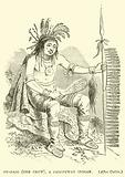 On-Daig (the Crow), a Chippeway Indian